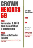 Crown Heights 68th Anniversary @ St. Francis Xavier School | New York | United States