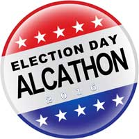 Election Day Alcathon @ Our Lady of Mt Carmel Church Rectory Basement | New York | United States